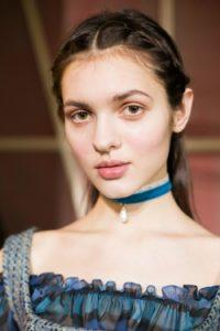 Milano Fashion Week 2017 – Luisa Beccaria Backstage – Beautick cefafa50519